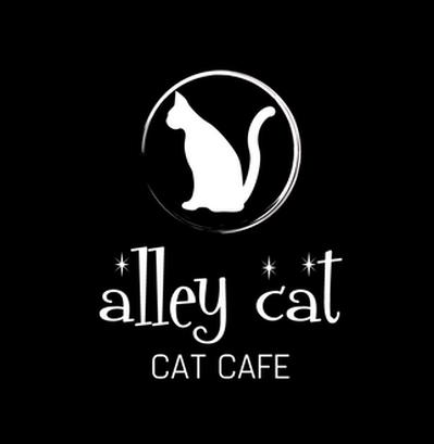 Alley cat logo